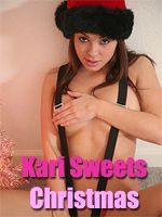 Kari Sweets Christmas Suspenders